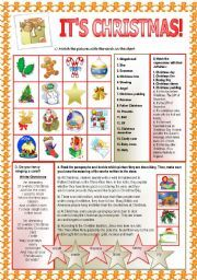 English worksheets by Nuria08