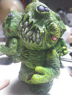 nibiru prototype x resin piece by nerviswr3k  produced by motorbot