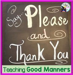 Practicing good manners teaches responsibility, and leads to respect. When people are polite, they feel good about themselves and others. 8 important manners are provided in this post, in addition to printables. Classroom Management Tips, Behavior Management, My Heart Quotes, Love Quotes, Love Is Comic, Good Manners, Win My Heart, Character Education, Wedding Tattoos