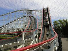 My favorite ride at Kennywood: Thunderbolt