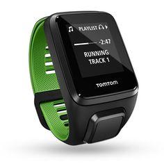 Prezzi e Sconti: #Tomtom runner 3 cardio  music nero/verde (l)  ad Euro 249.00 in #Tomtom #Sport e fitness > runner 3
