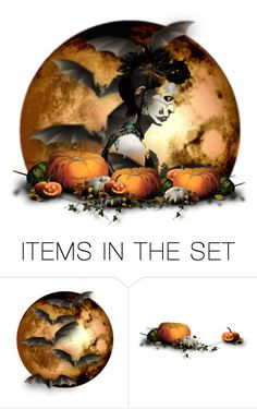 """Have a Great Weekend🎃"" by ragnh-mjos ❤ liked on Polyvore featuring art"