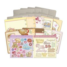 Memory Book - My Family Album   Hunkydory Crafts