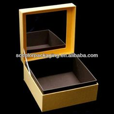 New Products Mirror Jewelry Box Exquisite Wood Box Wholesale - Buy Mirror…