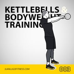 Visual Workouts For Everyone Kettlebell Workout Video, Kettlebell Training, Workout Videos, Workouts, Body Weight Training, Kettlebells, For Everyone, Exercise, Gym