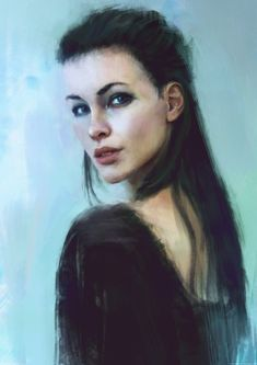 Daily sketch, Kirill Bulgakov on ArtStation at https://www.artstation.com/artwork/my4Qe