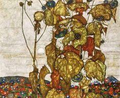Egon Schiele - Herbstsonne