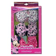 mm1047-LA - Minnie Mouse headwrap w/ grosgrain bow (Available Now)