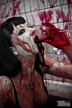 My personal dreams and desires. Am I a bad girl for dreaming of Blood?