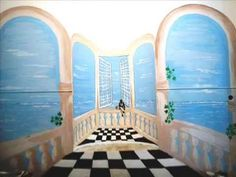 Murales a Ragusa  di Mirella Bocchieri