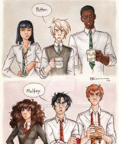 look at Hermione. she's so in love