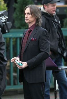 "Robert Carlyle Photos: Robert Carlyle On The Set Of ""Once Upon A Time"""