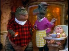 """such a funny show. """"not the momma"""" Dinosaurs Tv Series, Dinosaur Quotes, Disney Dinosaur, Tv Show Family, Fox Studios, Family Drawing, Online Photo Gallery, Family Images, Second Season"""