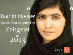 Year In Review: Quotes That Capture The Zeitgeist of 2013