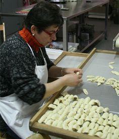 pasta in Matera, Basilicata