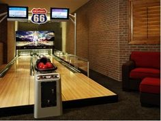 sweet home bowling alley