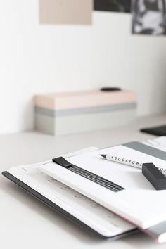 Nomess on my desk | Nomess Copenhagen workspace, accessories, my home, Nordic design