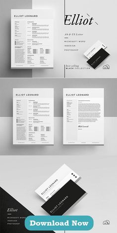 Minimalist clean resume templates, best minimal resume design 100% print ready cv resume can assist you achieve the dream job. High-quality minimal resume templates that may help you land your dream job or simply create a better looking business. Professionally designed, we take a unique approach to boring business documents, creating modern, sophisticated and easy to use […]#job #cv #resume #template #moderncv #professionalcv #download Layout Design, Cv Design, Resume Design, Graphic Design, Stationery Design, Branding Design, Cv Template, Resume Templates, Design Templates