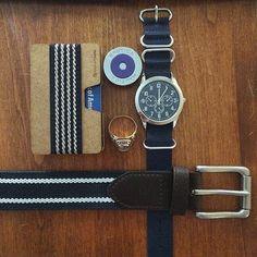 Elephantwallet, minimalist wallet, men wallet