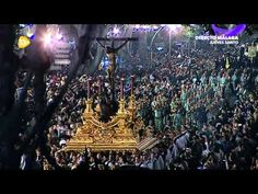 Semana Santa Málaga 2015 - Cristo de la Buena Muerte II (Mena - Legión España) - YouTube