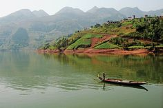 Yangtze, China. Picture courtesy of General Tours.