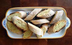 Ceravolo Almond Log Cookies/Biscotti al Ceravolo