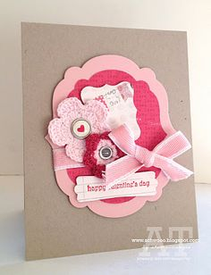 Adorable Valentine by Angie Tieman.