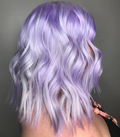 16 Gorgeous Examples Of The Lavender Hair Color Trend