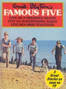 Famous Five (TV - Second Omnibus) by Enid Blyton