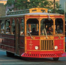 Trolley Rides & Tours - Grand Haven, Michigan