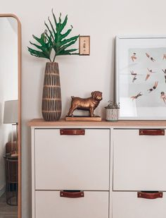Guest room office Ikea Shoe Cabinet Hack Stall The Blushing Bungalow The Gardens at Hampton Court Ke Shoe Cabinet Entryway, Shoe Cabinet Design, Hemnes Shoe Cabinet, Ikea Entryway, Entryway Shoe Storage, Entryway Ideas, Shoe Storage Hacks, Ikea Hacks, Ikea Cabinets
