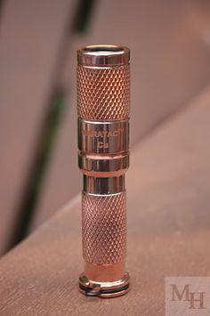Copper Maratac AAA Flashlight