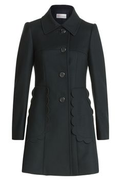 RED Valentino Wool Coat Gr. IT 44 | STYLEBOP saved by #ShoppingIS