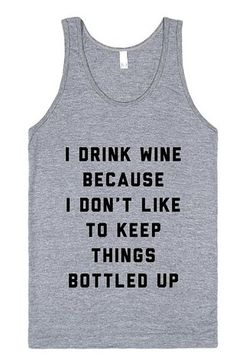 For when you want your tees to do the talking: | 25 Gifts For The Ultimate Wine Lover In Your Life