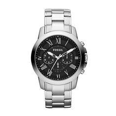 Fossil Grant Stainless Steel Watch