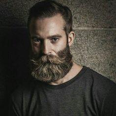 Flared Moustache