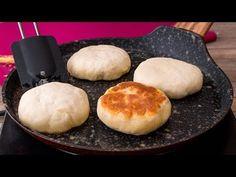 Legfinomabb kiflicskék csupán 2 hozzávalóból!| Ízletes TV - YouTube Muffin, Yummy Food, Bread, Make It Yourself, Breakfast, Desserts, Recipes, Delicious Recipes, Ideas