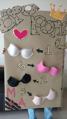 Nothing like a little bra pong to lighten up a tata to the tata's pre mastectomy party. Cancer Survivor Party, Breast Cancer Party, Breast Cancer Fundraiser, Bachelor Party Games, Bachelor Parties, Bra Pong, Fundraising Games, Bachlorette Party, Pink Parties