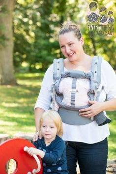 Check out the review on the Physio Baby Carrier from Je Porte Mon Bebe on  Everything Mom and Baby 92546984023