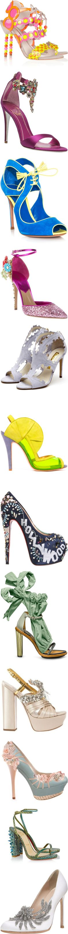 """""""Shoe Collection"""" by silvosa3 ❤ liked on Polyvore"""