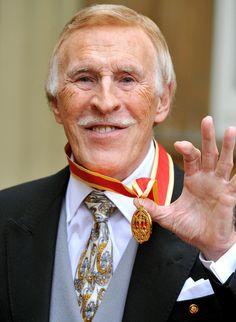 Bruce Forsyth, born 1928.