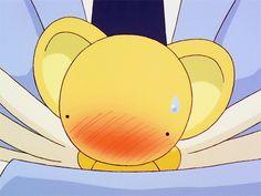 Cardcaptor Sakura Episode 32 | CLAMP | Madhouse / Keroberos (Kero-chan) and Tsukishiro Yukito