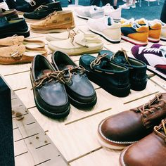 New England Outerwear shoes