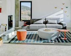 SANCAL, sofá modelo ELEVA, diseñado por Rafa García. Las ...