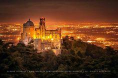 Palácio da Pena Sintra -PORTUGAL