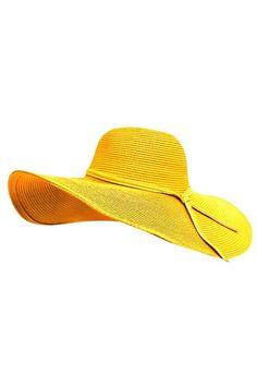 dd51ea3b525  30 Shapeable Wire Brim Oversize Beach Floppy Hat – Luxury Divas Wide-brim  Hat
