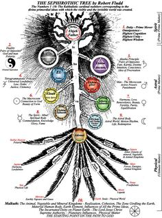 Sephirothic Tree
