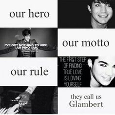 adam lambert, picture, and quotes image