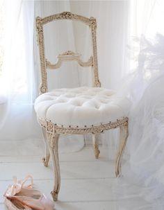 Romantic chair