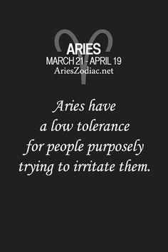 Aries Facts at AriesZodiac.net